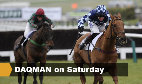 DAQMAN on Saturday