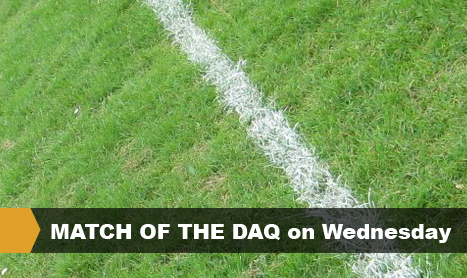MATCH OF THE DAQ on Wednesday