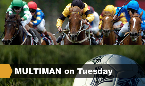 MULTIMAN on Tuesday