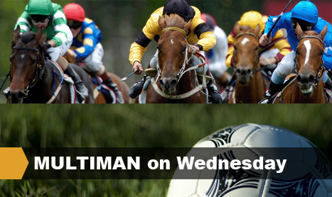 MULTIMAN on Wednesday