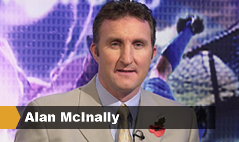 ALAN MCINALLY's Weekend Preview