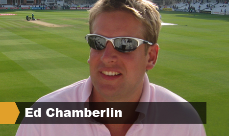 ED CHAMBERLIN's Sporting Preview