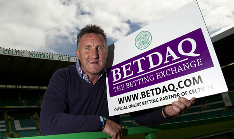 BETDAQ becomes Celtic's official online betting partner