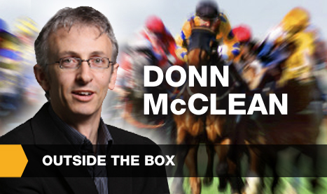 OUTSIDE THE BOX Donn McClean