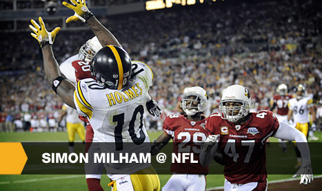 NFL WEEK 4 with Simon Milham