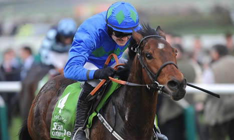 SHAMROCK Weds: Low entry for Champion Hurdle