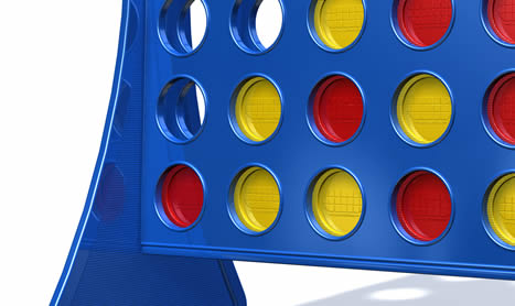 Connect Four for our tipsters