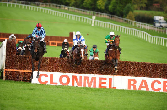SHAMROCK Thurs: Leaning towards Captain at Clonmel