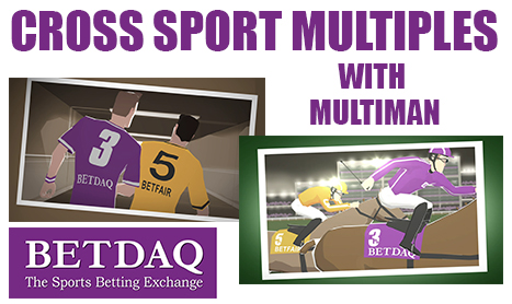 MULTIMAN Tues: World Cup & Racing Double