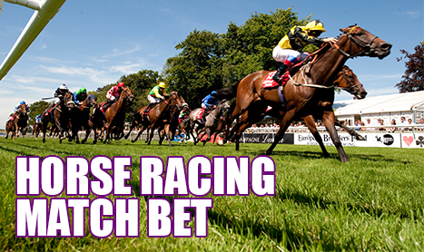 MOTD Thurs: Horse Racing Match Bet