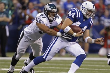 Monday Night Football– Philadelphia Eagles @ Indianapolis Colts bettor's preview