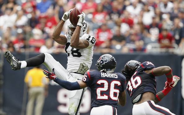 Houston Texans @ Oakland Raiders bettor's preview
