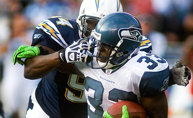 Seattle Seahawks @ San Diego Chargers bettor's preview