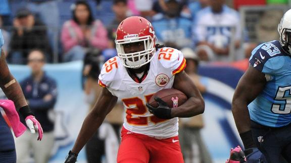 Tennessee Titans @ Kansas City Chiefs bettor's preview