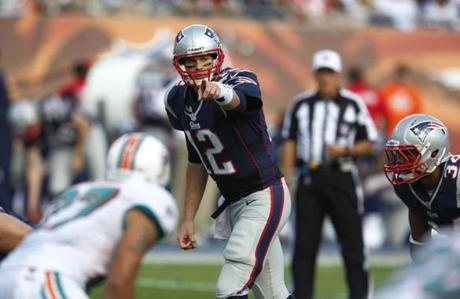 New England Patriots @ Miami Dolphins bettor's preview