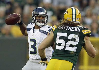 Thursday Night Football– Green Bay Packers @ Seattle Seahawks bettor's preview