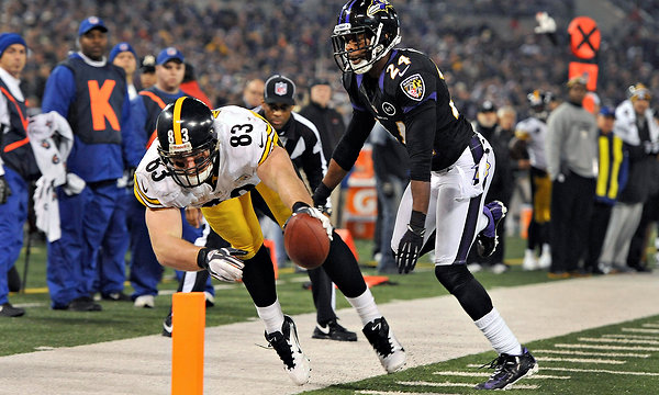 Thursday Night Football– Pittsburgh Steelers @ Baltimore Ravens bettor's preview