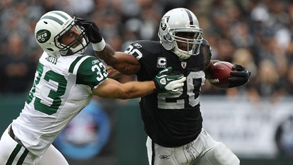 Oakland Raiders @ New York Jets bettor's preview