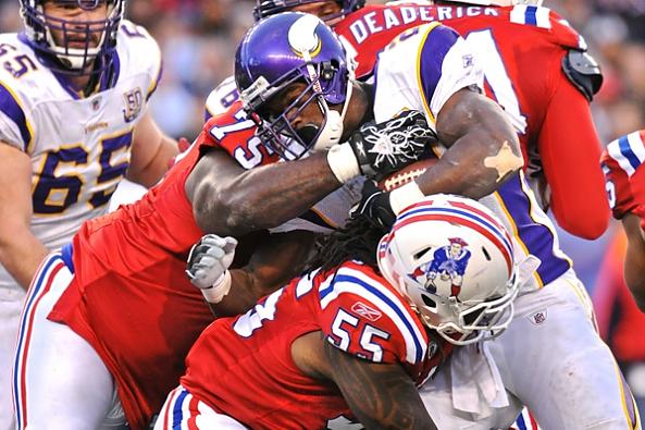 New England Patriots @ Minnesota Vikings bettor's preview