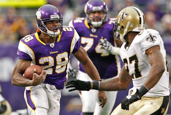 Minnesota Vikings @ New Orleans Saints bettor's preview