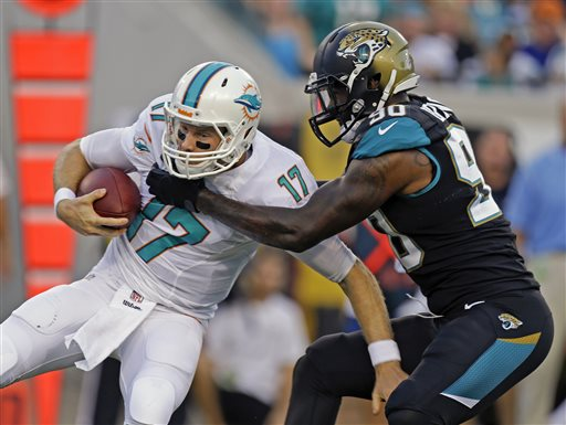 Miami Dolphins @ Jacksonville Jaguars bettor's preview