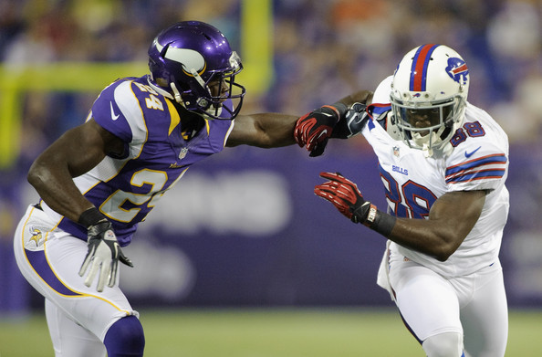 Minnesota Vikings @ Buffalo Bills bettor's preview