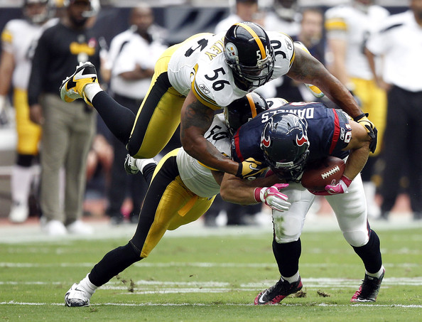 Monday Night Football– Houston Texans @ Pittsburgh Steelers bettor's preview