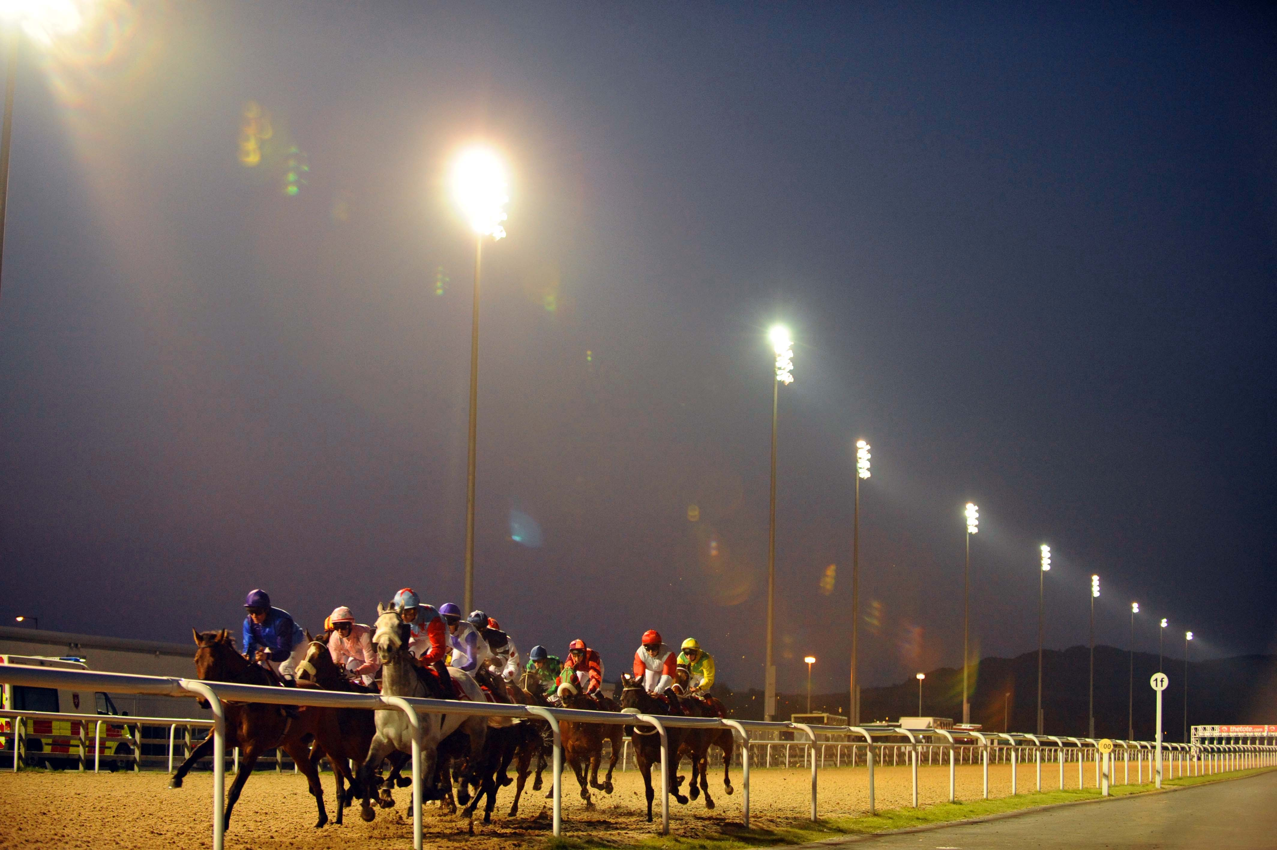 SHAMROCK Weds: Under Lights at Dundalk