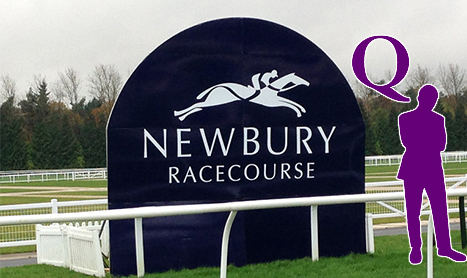 DAQMAN Weds: Trending at Newbury