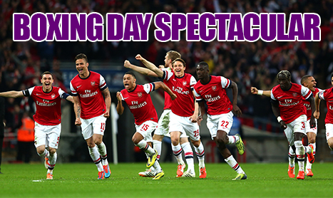 Best football bets boxing day meaning