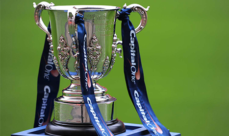 EMMET RYAN: Capital One Cup takes over