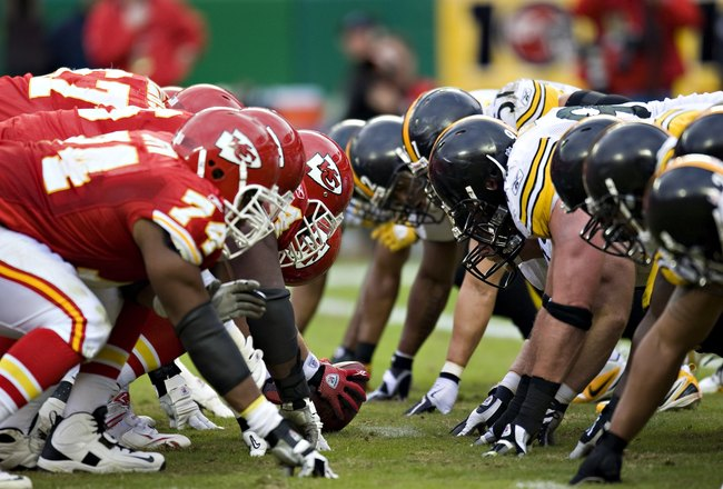 Kansas City Chiefs @ Pittsburgh Steelers bettor's preview