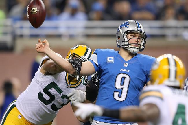 Detroit Lions @ Green Bay Packers bettor's preview