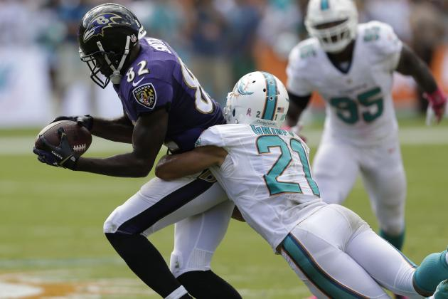 Baltimore Ravens @ Miami Dolphins bettor's preview