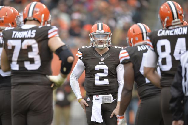Cleveland Browns @ Carolina Panthers bettor's preview