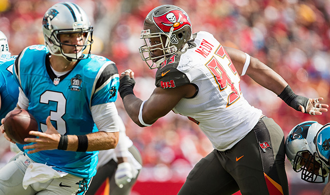 Tampa Bay Buccaneers @ Carolina Panthers bettor's preview