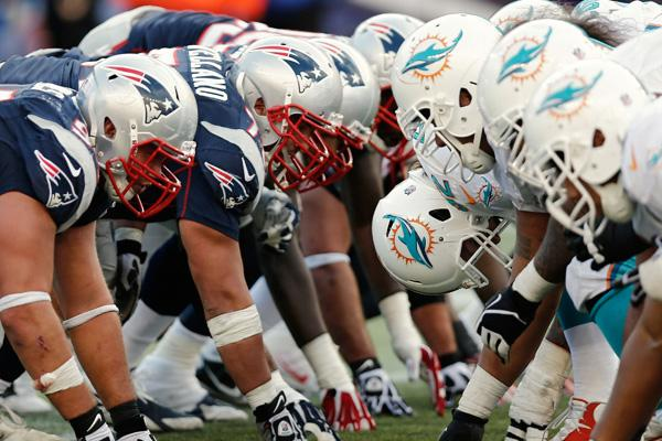 Miami Dolphins @ New England Patriots bettor's preview