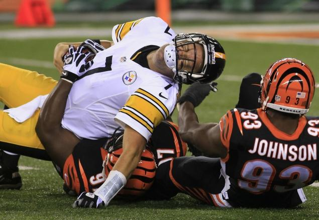 Pittsburgh Steelers @ Cincinnati Bengals bettor's preview