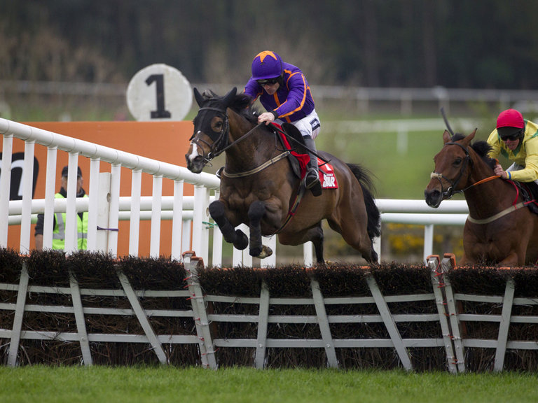 SHAMROCK Thurs: Fire to strike at Aintree