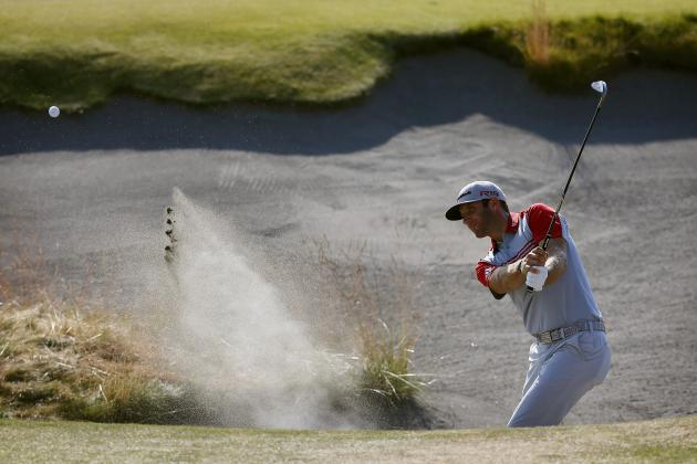 US Open: Final round two-balls