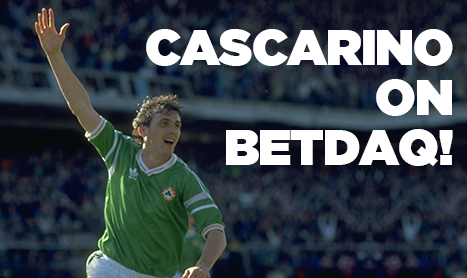 TONY CASCARINO: Ireland can get Another Result