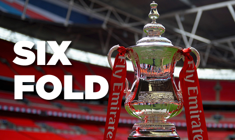 MULTIMAN Sat: FA Cup SIX TIMER !!