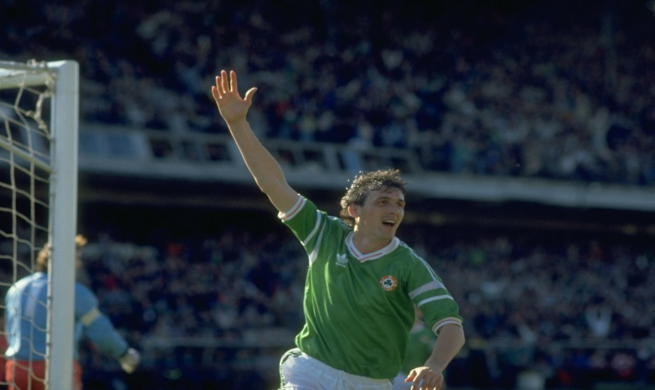 TONY CASCARINO: Home Nations Battle