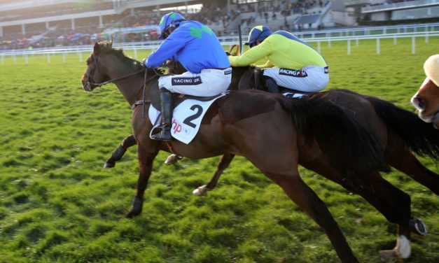 SHAMROCK Sat: Leopardstown NAP and LAY