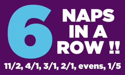 PROFORM Tues: 6 NAPS IN A ROW !!!!