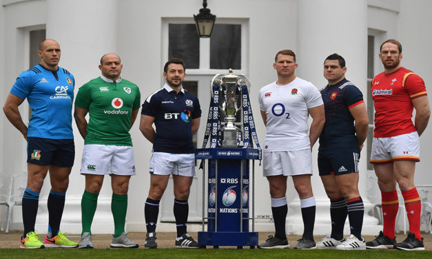 SIX NATIONS: Week 2