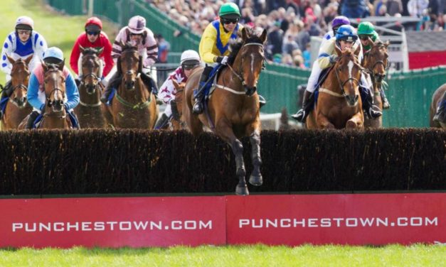 SHAMROCK Tues: Punchestown Opening Day