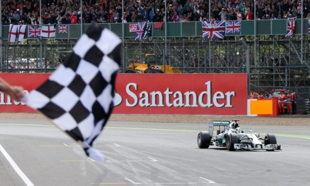 FORMULA ONE: British Grand Prix