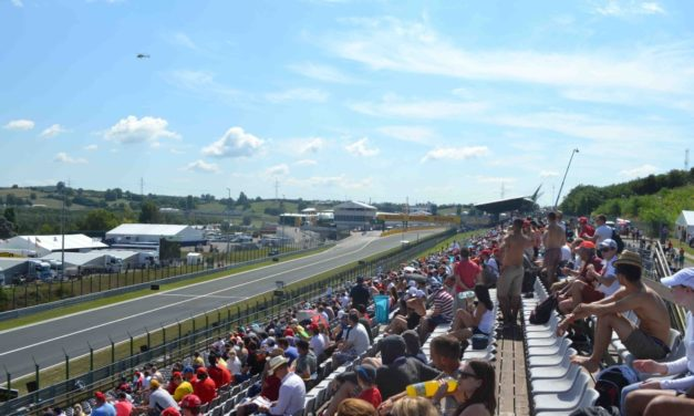 FORMULA ONE: Hungarian Grand Prix