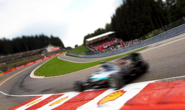 FORMULA ONE: Belgian Grand Prix